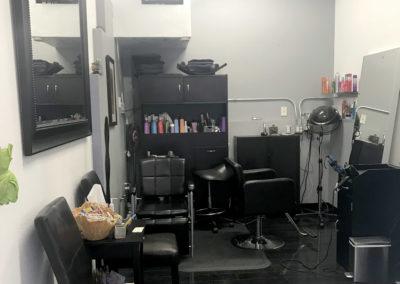 Salon | Before